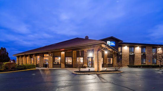 Hebron, Οχάιο: Welcome to the Best Western Lakewood Inn