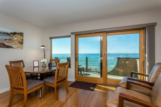 Moonstone Landing: Ocean Front Balcony Room
