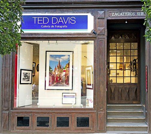 Ted Davis - Galeria de Fotografia