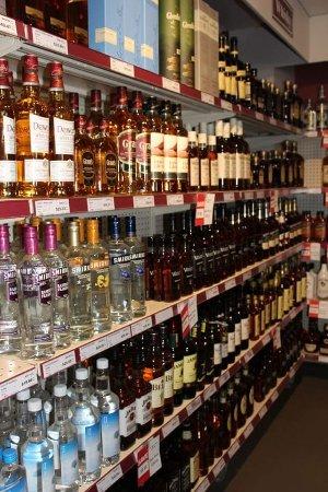Cormack, Canadá: Liquor express