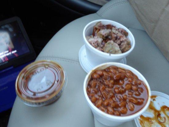 Warrenton, VA: Sausage and Baked Beans