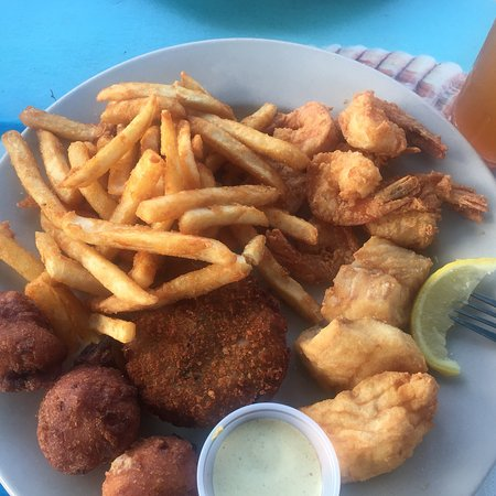 Bimini S Oyster Bar And Seafood Cafe