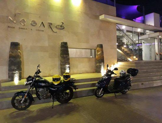 moto scooter valparaiso