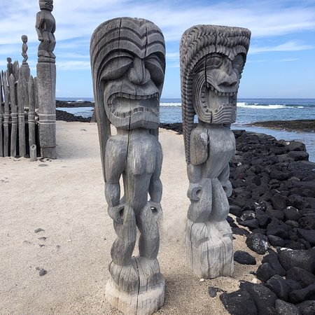 Pu'uhonua O Honaunau National Historical Park: photo2.jpg