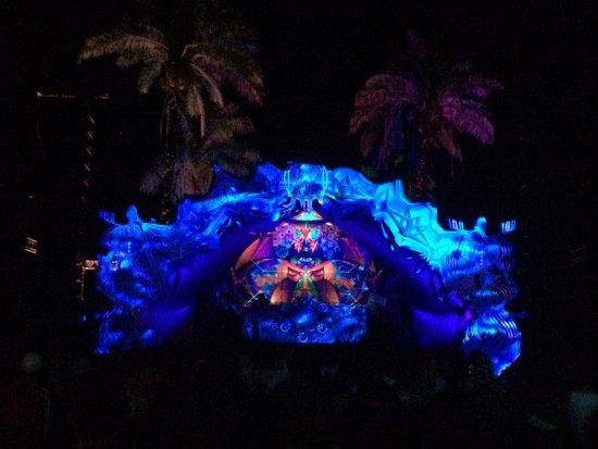 Altinopolis, SP: palco festival