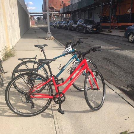 Brooklyn Giro Bike Tours: Bike tour of Brooklyn and Manhattan