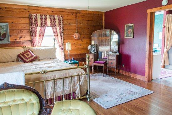 Hermosa, Νότια Ντακότα: Madam Dora Room