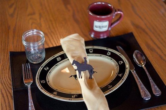Hermosa, Νότια Ντακότα: Cowboy Breakfast