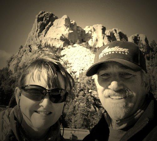 Hermosa, Νότια Ντακότα: Mt. Rushmore