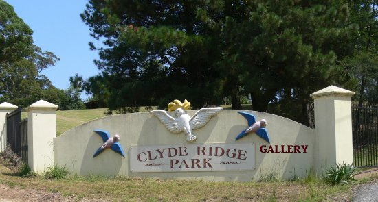 ‪‪Milton‬, أستراليا: Clyde Ridge Park Gallery - Entrance‬