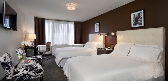 Radisson Hotel New Rochelle: Guest room