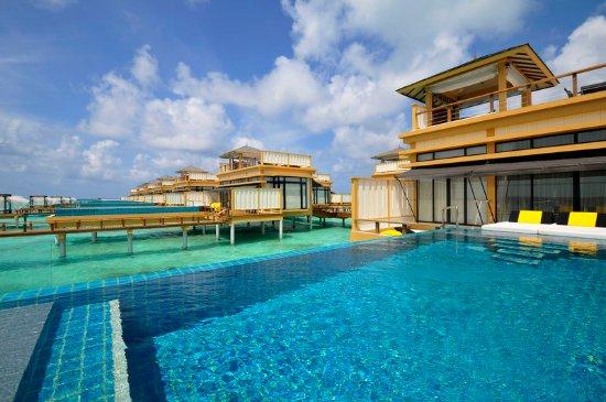 Haa Dhaalu Atoll: Guest room