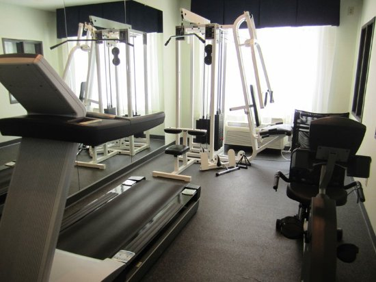 DuBois, PA: Health club