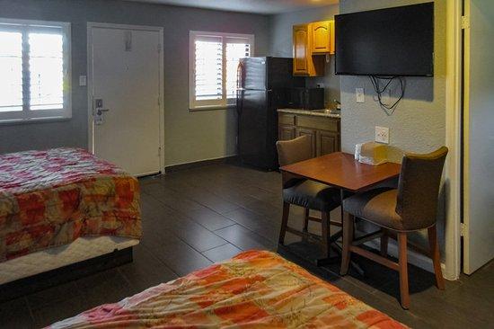 San Pablo, كاليفورنيا: Guest room