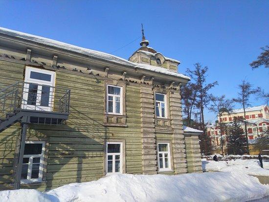House of the Architect Rassushin