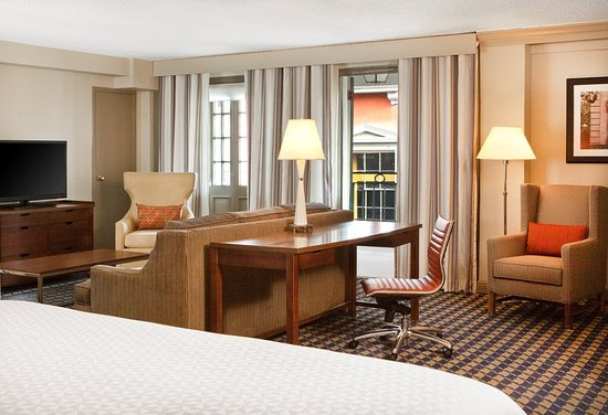 Four Points By Sheraton French Quarter: Guest room