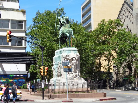 El Gaucho Monumento