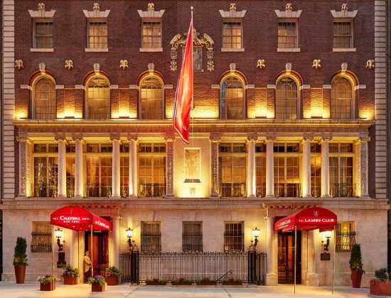 The Chatwal, A Luxury Collection Hotel, New York: Exterior