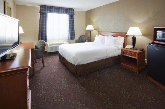 Alexandria, MN: Guest room