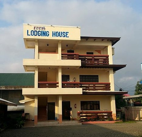 Santa Ana, Philippines: One of the buildings at Eden's Loding House