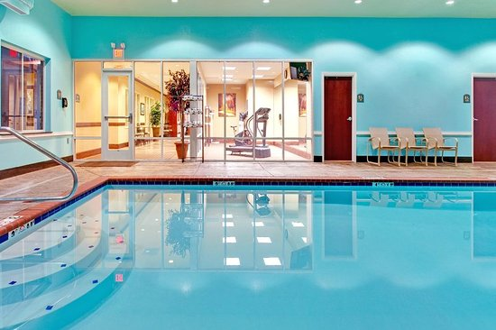 pool picture of holiday inn express hotel suites. Black Bedroom Furniture Sets. Home Design Ideas