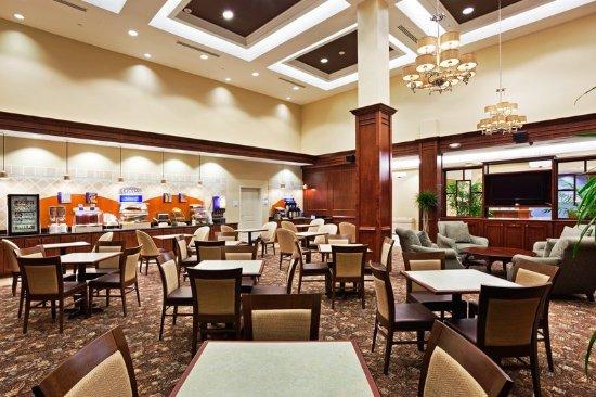 Holiday Inn Express Hotel & Suites Mt Pleasant-Charleston: Restaurant