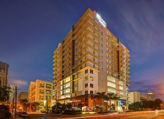 Aloft Miami Brickell Hotel
