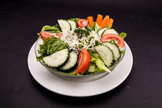 Fatima, Canadá: salade