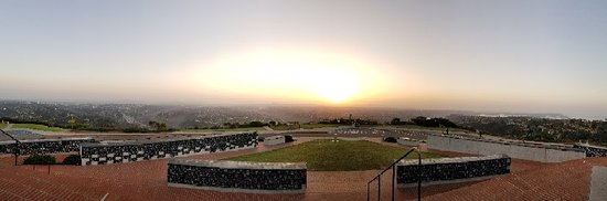 Mt. Soledad National Veterans Memorial: 20180211_064608_large.jpg
