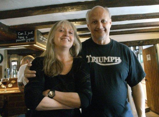 Great Dunmow, UK: Friendly atmosphere