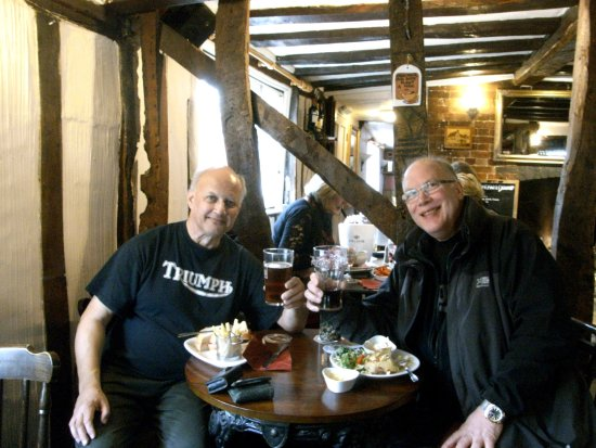 Great Dunmow, UK: Really enjoyable experience