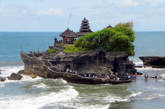 Tour di Ubud e Tanah Lot
