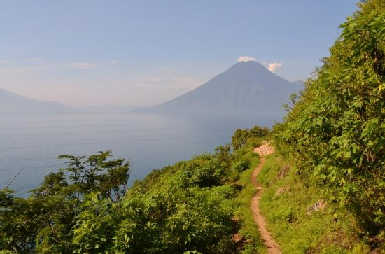 Vandre rundt Lake Atitlan