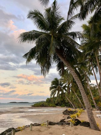 Kauai Photo Tours: A recent iPhone photo of Fiji taken using the lessons I learned.