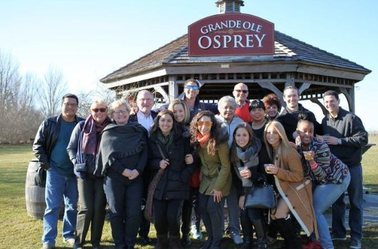 Long Island Wine Tour from Manhattan