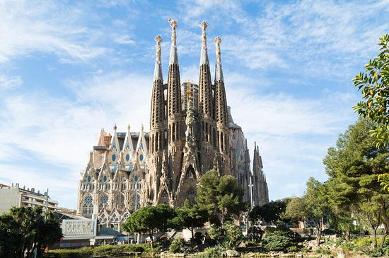 La Sagrada Familia Early-Access Tour with Tower Option