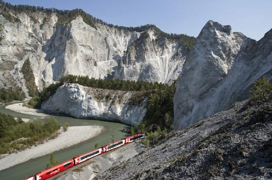 Glacier Express: Train Journey and...