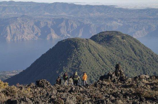 Fottur til Tolimán vulkan