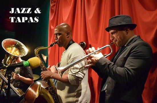 Malaga Tapas and Jazz Show Evening...
