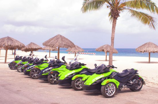 Aruba Spyder Bike Tour