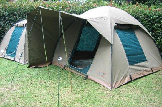 2-dagers Pilanesberg Camping Safari