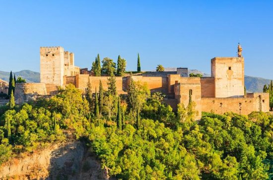 Alhambra og Generalife Private Guided...