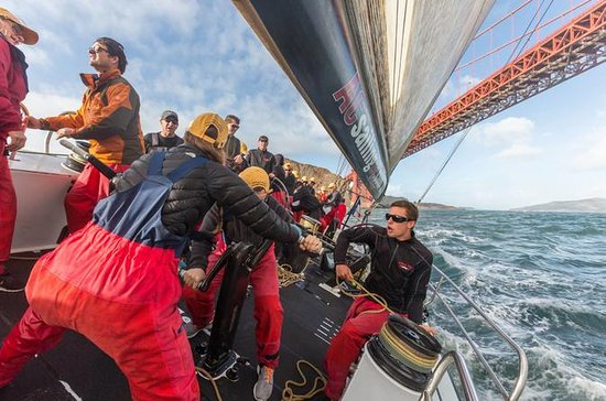 America's Cup Sailing Adventure on San Francisco Bay: Race Day