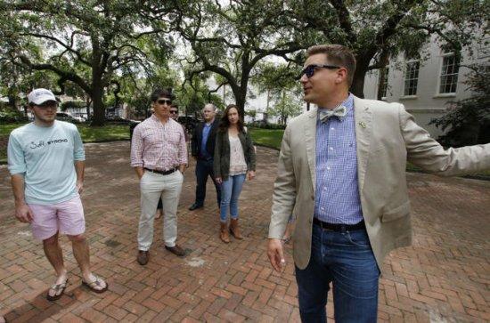 Charleston City Walking Tour