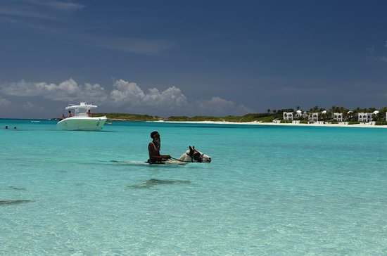 Anguilla - Discovery Speed ​​Boat Tour