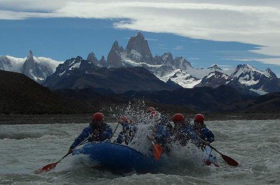 Medio día de rafting en El Chaltén