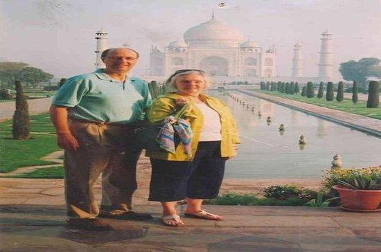 Excursión de un día a Taj Mahal para...