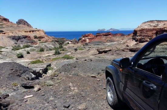 Milos Off-Road Experience Tour