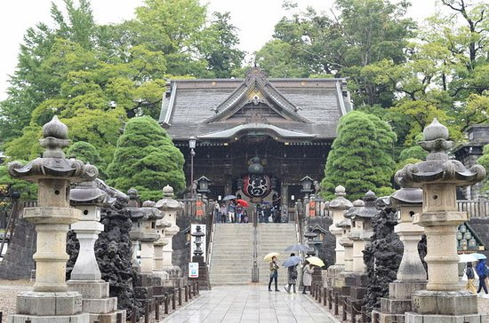 Narita 4 hours private walking tour...