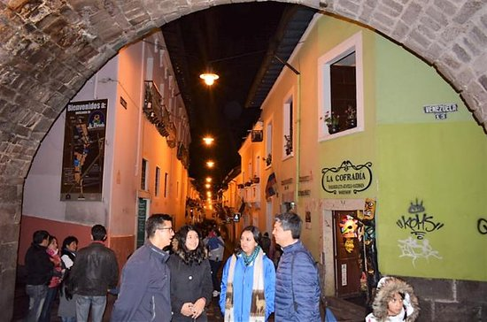 Quito Top Ecuadorian food tour and...